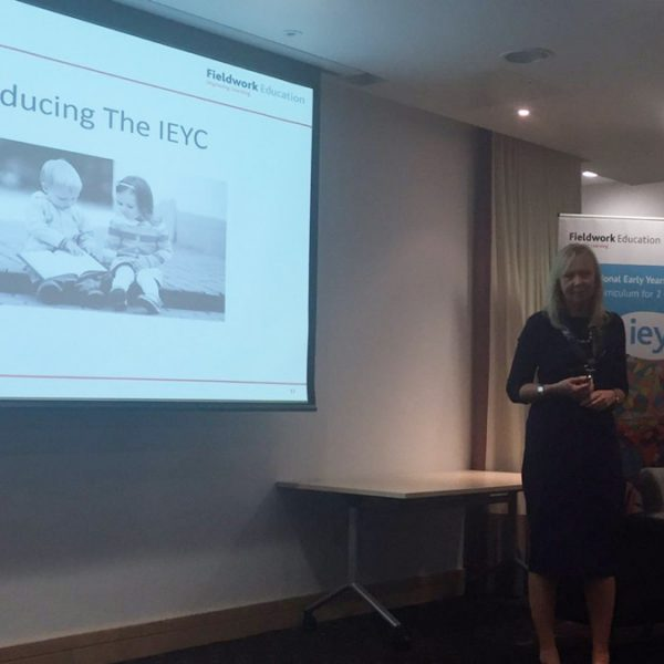 Launching The IEYC and Fieldwork Education's Festival of Learning